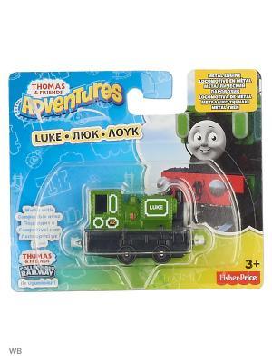 Железная дорога THOMAS & FRIENDS. Цвет: черный, зеленый