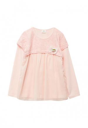 Блуза Cascatto. Цвет: розовый