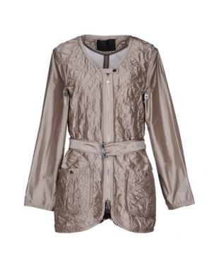 Легкое пальто DIEGO M. Цвет: серый