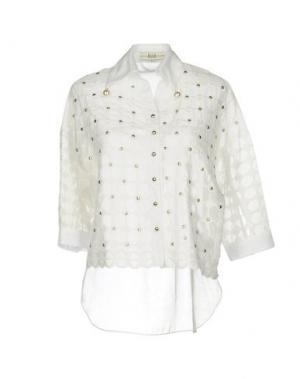 Pубашка ELLA LUNA. Цвет: белый
