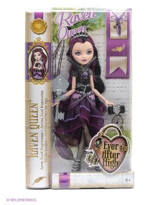 Кукла Рэйвен Квин Ever after High. Цвет: черный, фиолетовый, молочный