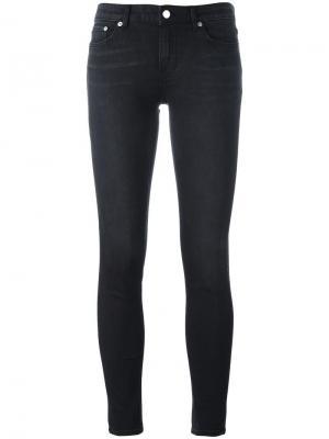 Skinny jeans Blk Dnm. Цвет: чёрный