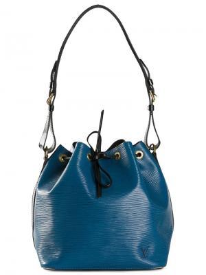 Маленькая сумка Noe Louis Vuitton Vintage. Цвет: синий
