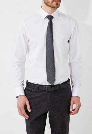 Рубашка Boss Hugo. Цвет: белый