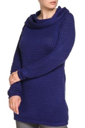 Пуловер HELENA VERA. Цвет: синий