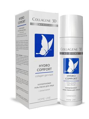 ГЕЛЬ Hydro Comfort 30 мл Medical Collagene 3D. Цвет: белый, синий