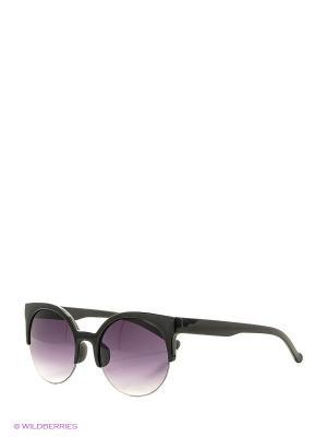 Солнцезащитные очки Vittorio Richi. Цвет: черный, серый