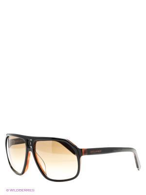 Солнцезащитные очки Dsquared. Цвет: черный, коричневый