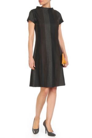 Платье BGN. Цвет: серый