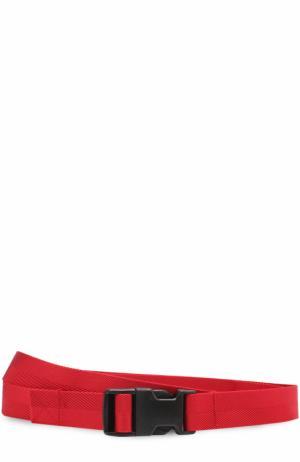 Ремень Maison Margiela. Цвет: красный