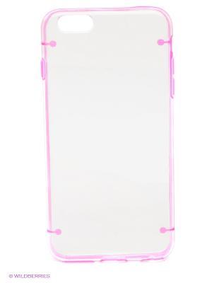Чехол для iPhone 6 plus WB. Цвет: розовый