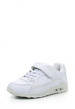 Кроссовки Ascot. Цвет: белый