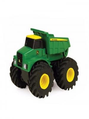 Самосвал реверсивный Monster Treads TOMY.. Цвет: зеленый, черный
