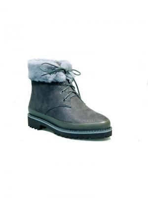 Ботинки Avenir PREMIUM. Цвет: серый
