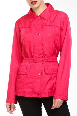 Куртка Fly Charter's. Цвет: розовый