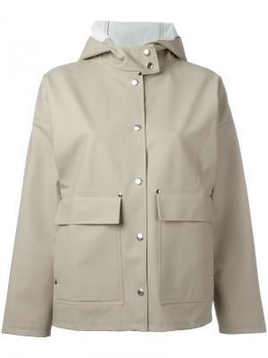 Куртка Sandviken Stutterheim. Цвет: телесный