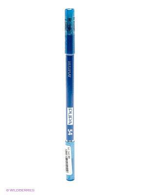 Карандаш для век, тон 54, индиго синий Pupa. Цвет: синий