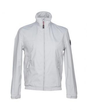 Куртка MURPHY & NYE. Цвет: светло-серый
