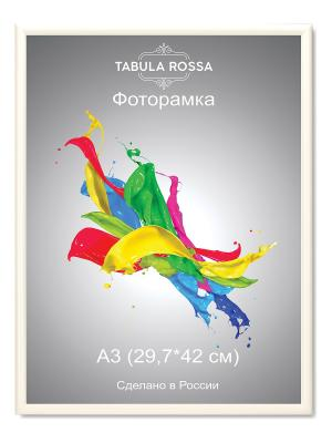 Фоторамка 29,7х42 №451 Tabula Rossa. Цвет: белый