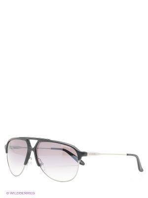 Солнцезащитные очки CARRERA. Цвет: черный, серебристый