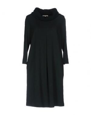 Платье до колена GOSSIP. Цвет: зеленый