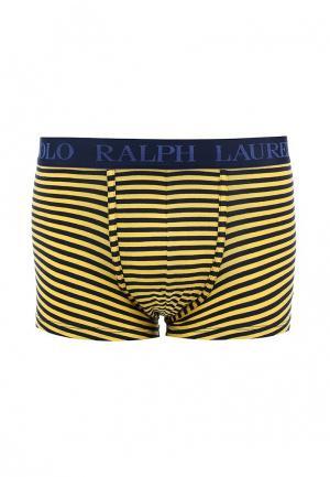Трусы Polo Ralph Lauren. Цвет: желтый