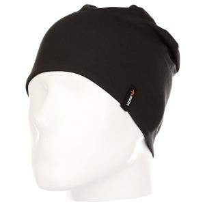 Шапка  Helmet Beanie Black Celtek. Цвет: черный