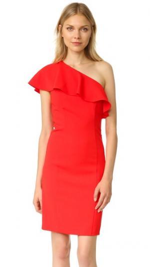 Платье Meringue Amanda Uprichard. Цвет: яблоко в карамели