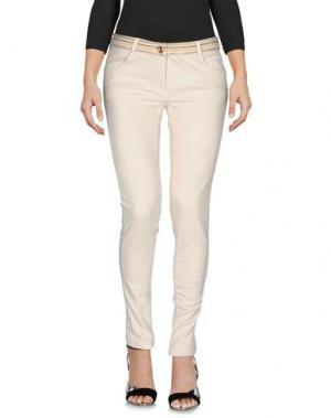 Джинсовые брюки COAST WEBER & AHAUS. Цвет: слоновая кость