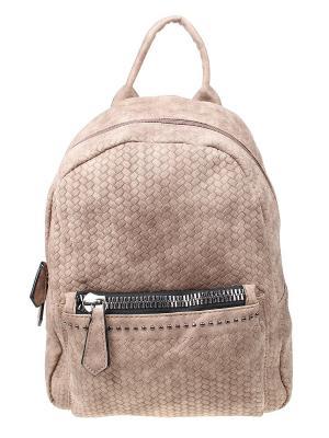 Рюкзак Migura. Цвет: коричневый