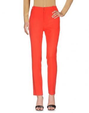 Повседневные брюки ROLAND MOURET. Цвет: красный
