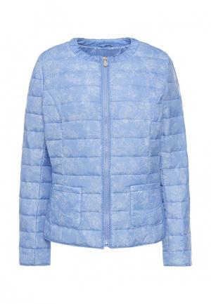 Куртка утепленная Savage. Цвет: голубой