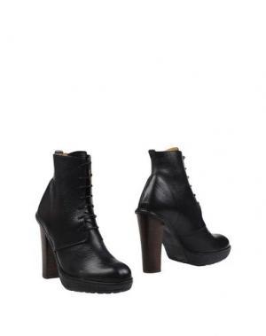 Полусапоги и высокие ботинки COLLECTION PRIVĒE?. Цвет: черный
