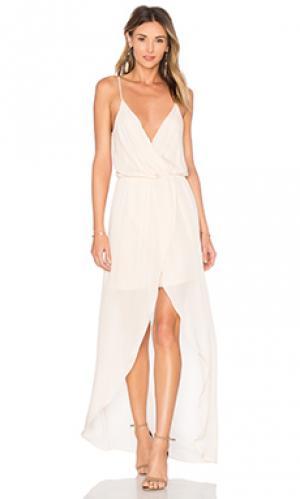 Вечернее платье jones Rory Beca. Цвет: румянец