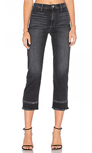 Прямые укороченные джинсы the jane Joes Jeans Joe's. Цвет: none