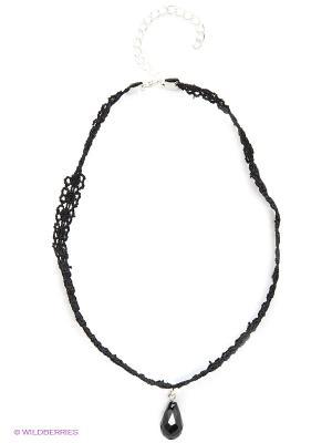 Ожерелье Funky Fish. Цвет: черный