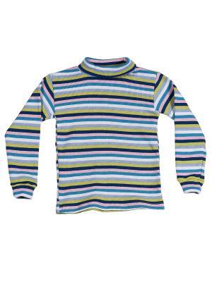 Водолазка с начесом МИКИТА. Цвет: темно-синий, серо-голубой, оливковый, светло-коралловый, белый