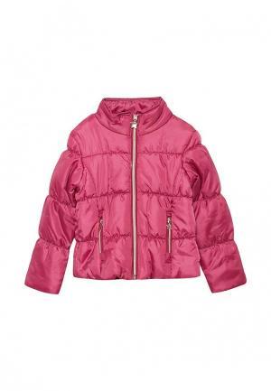 Куртка утепленная Piazza Italia. Цвет: розовый