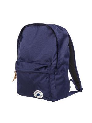 Рюкзак EDC Poly Backpack Converse. Цвет: индиго