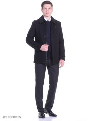 Пальто Alex DANDY. Цвет: черный