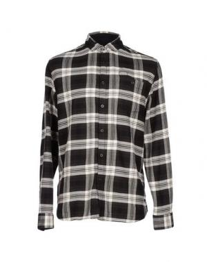 Pубашка KR3W. Цвет: черный