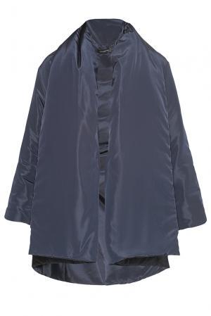 Пальто 180231 Cyrille Gassiline. Цвет: синий