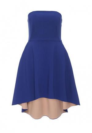 Платье Tsurpal. Цвет: синий