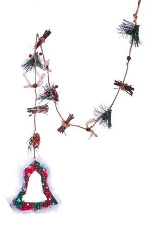 Новогодняя гирлянда DUE ESSE CHRISTMAS. Цвет: зеленый, красный