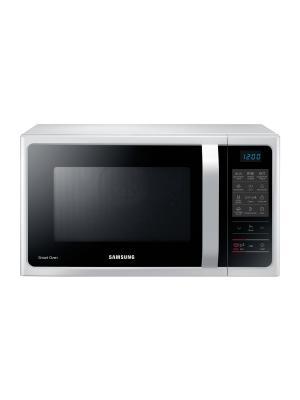 Микроволновая печь с грилем и конвекцией MC28H5013AW , белый Samsung. Цвет: белый
