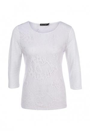 Блуза Jette. Цвет: белый