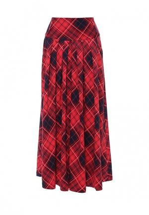 Юбка MadaM T. Цвет: красный
