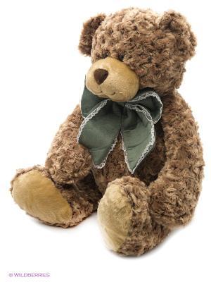 Мишка Бони 50 См (MT-TS031208-50S) MAXITOYS. Цвет: коричневый, зеленый