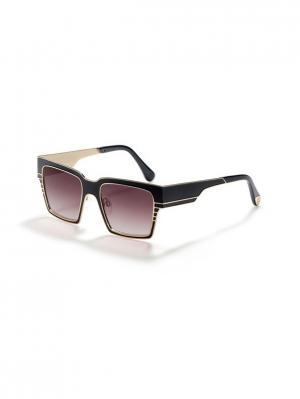 Солнцезащитные очки Will.i.am. Цвет: золотистый, черный