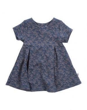 Платье WHEAT. Цвет: грифельно-синий